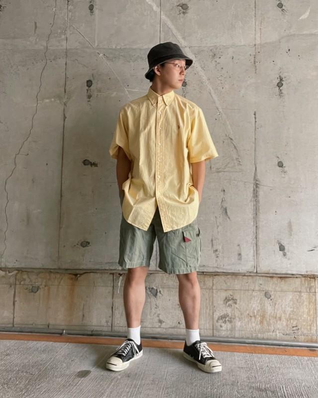 (SH148) Ralph Lauren cotton BD shirt