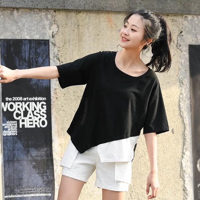 Tシャツ レディース 大きいサイズ  ボートネック 半袖 シンプル 夏 大人っぽい オフィス fsk0771