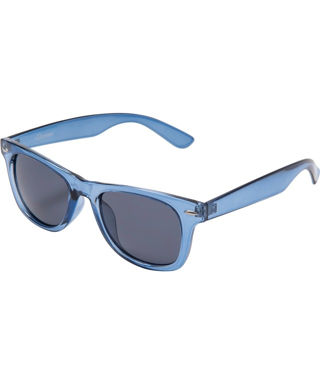 CLEAR FRAME COLOR SUNGLASSES[REA104]