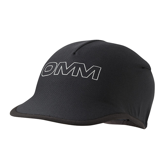 【OMM】 TRAIL CAP(Black)
