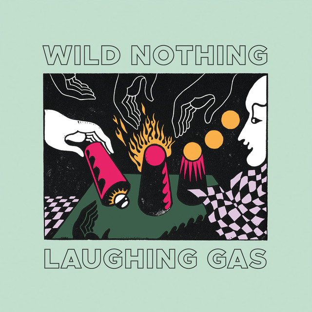Wild Nothing / Laughing Gas(2000 Ltd 12inch EP)