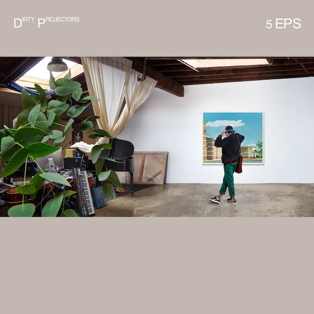 Dirty Projectors - 5EPs (LTD. Crystal Clear 2LP)