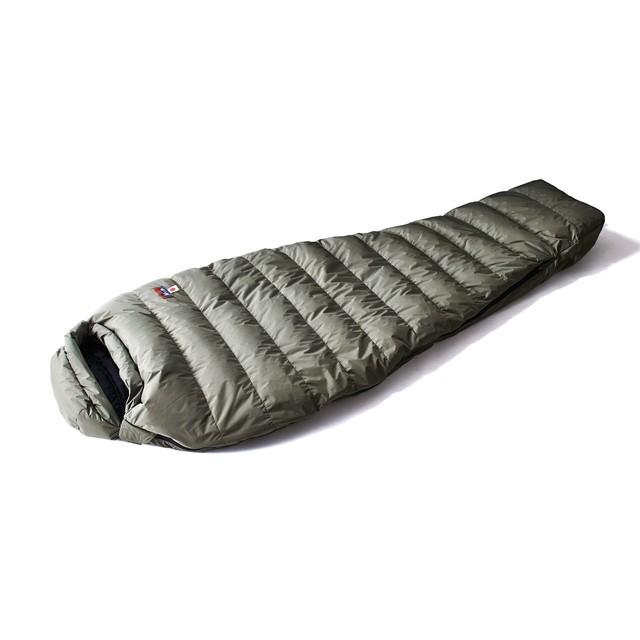 Nanga オーロラ 500 ロング Sleeping Bag 500 LONG(ODG)※高身長用