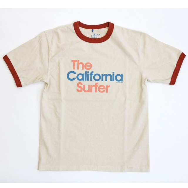 The California Surfer (Orange)