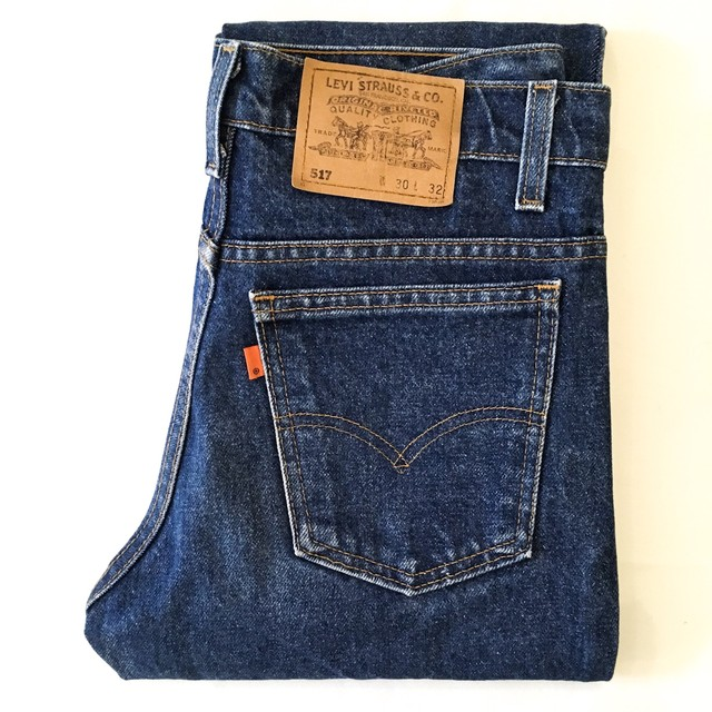 "Levi's 501 W31inch 80's Single Stich ""Made in USA"""
