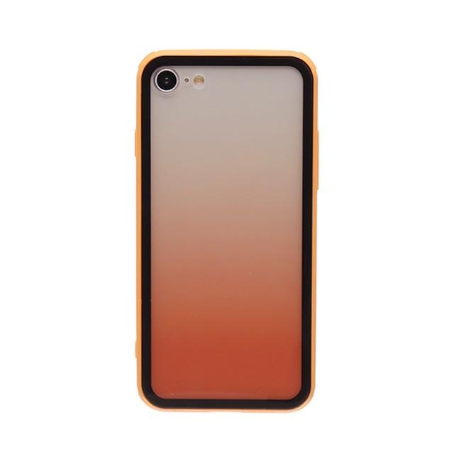 iPhone ケース 韓国 グラデクリアケース 透明 個性的 シンプル 大人 可愛い おしゃれ iPhone7 iPhone8 iPhoneSE2 iPhoneX iPhoneXs iPhoneXR iPhone11 iPhone11Pro スマホケース 携帯ケース
