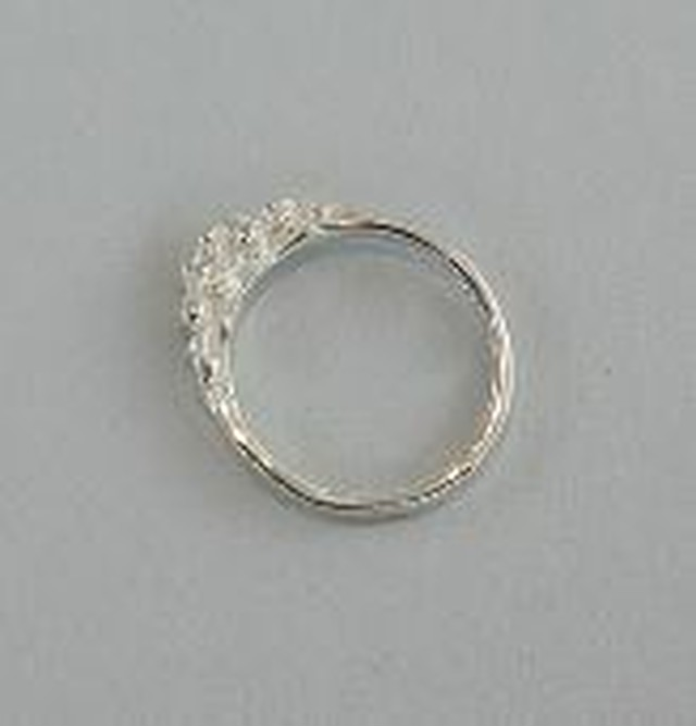 ISABEL  RING Silver