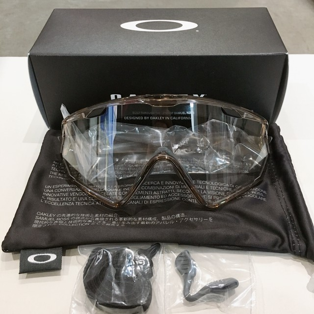 OAKLEY By SAMUEL ROSS / WIND JACKET 2.0 SR