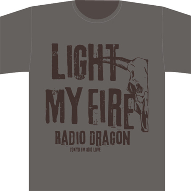 GRANRODEO [ LIGHT MY FIRE ] T-SHIRTS