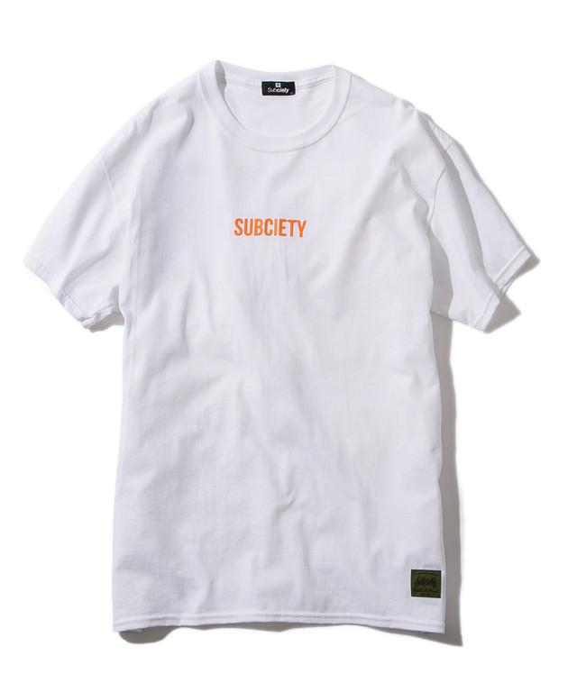 【Subciety | サブサエティ】BRAND S/S