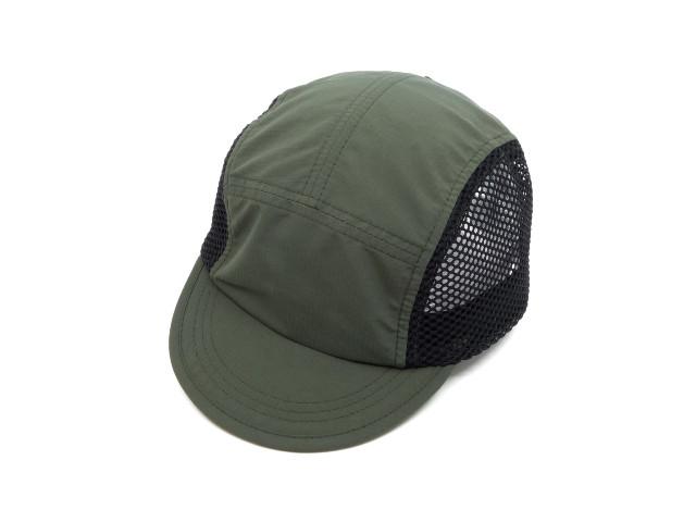 【velo spica】 Pig Snout Camp Caps(HAHKI)