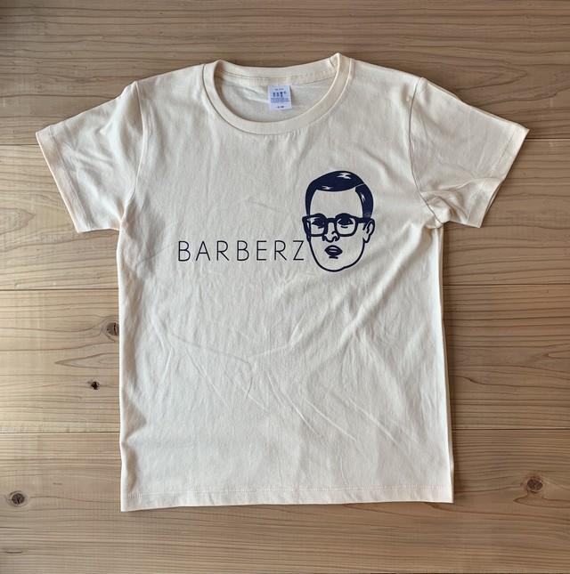 BARBERZ 刈り上げおじさん 5.6oz ナチュラル ガールズサイズ