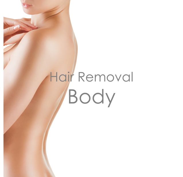 Hair Removal - Whole Body(without Face&VIO)