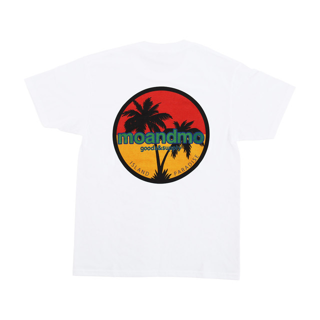 【Goods & Supply】Island Paradise Tee
