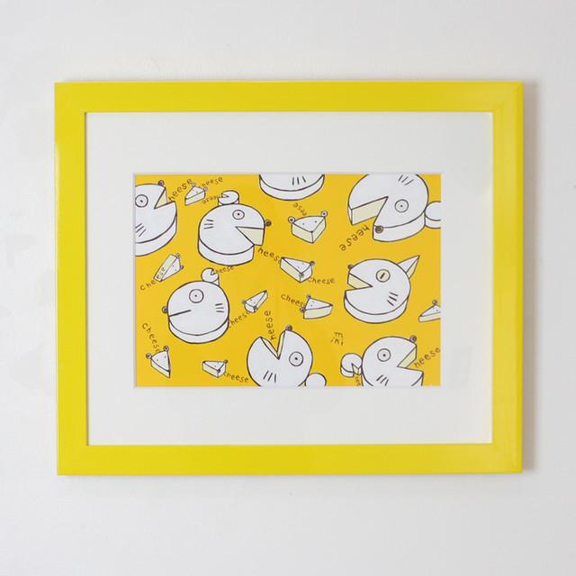 アベミキ「フランス産ネコとネズミチーズとナッツの宴」