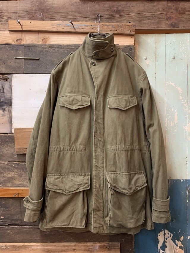French Army M-47 Jacket 前期