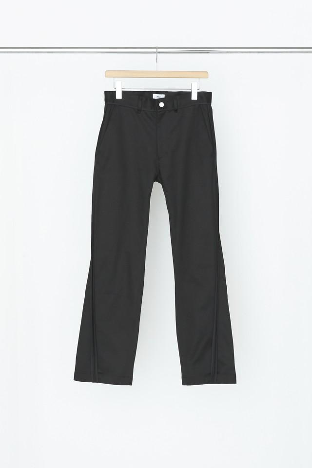 Allege Finx Pique Insideout Pants Black AL20S-PT05