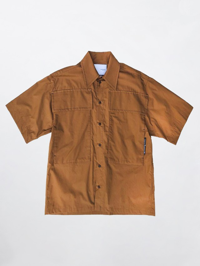 yoshiokubo S/S SHT PAJAMAS Brown YKS21211