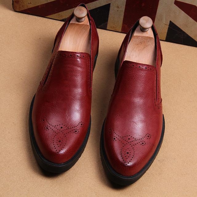 ビジネスシューズ ウォーキングシューズ メンズ レザー 革 ブーツ 大人 軽量 紳士shs-38
