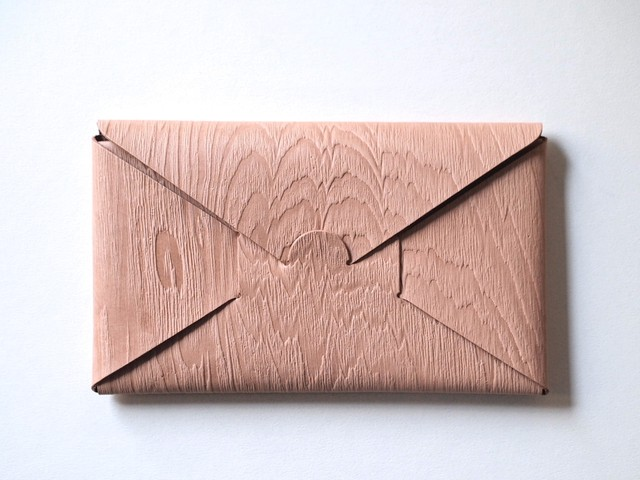 【i ro se】SEAMLESS CARD CASE カードケース PLYWOOD