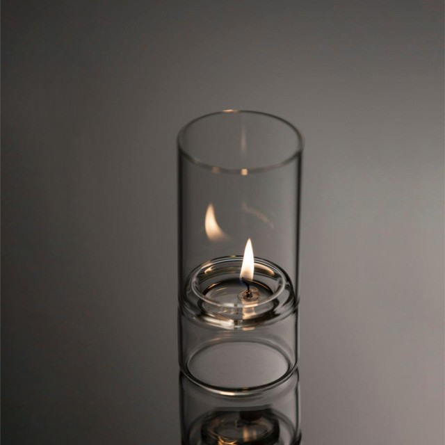 《ハンドメイド 耐熱ガラス製のランターン・キャンドルホルダー》職人が一つひとつ手作りしています。| ハラダデザイン/HDAS