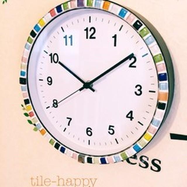 カジュアルなビタミンカラーの時計【Bタイプ】