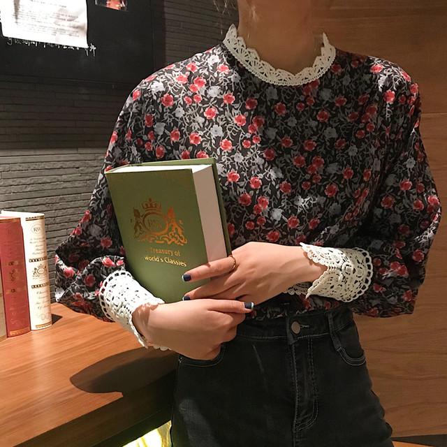 《YELLOW RANKING NO.4》blouse YL1847