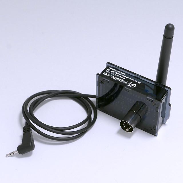 MP-101無線リモコンキット:雲台側ユニット(Pana版・完成品・お試し価格)