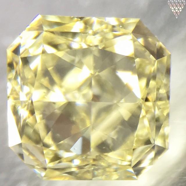 0.6 ct W-X VS2 SQUARE GIA 天然  ダイヤモンド ルース