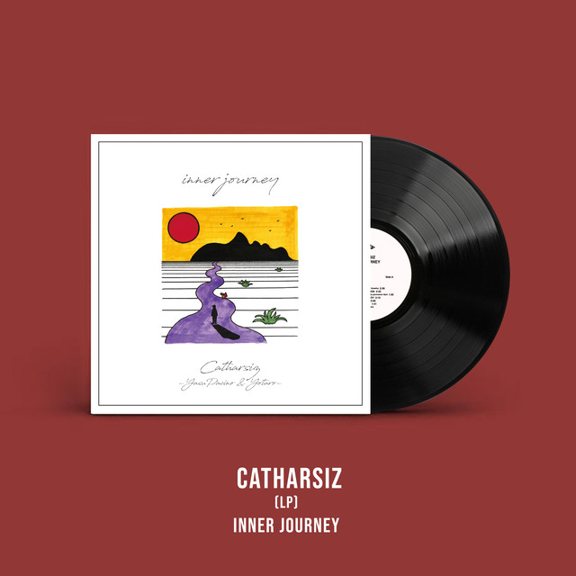 Inner Journey / Catharsiz(LP/full color jacket)