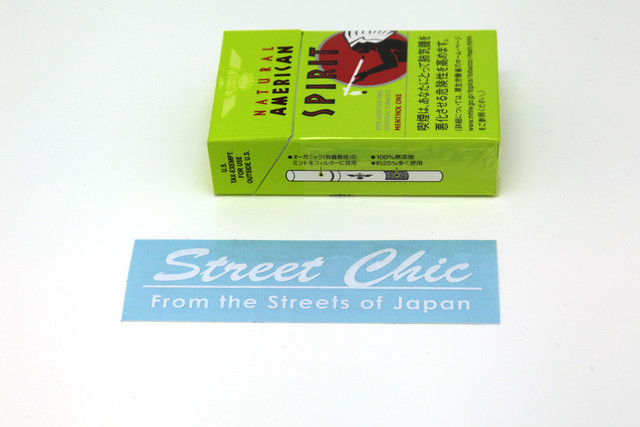 Crew - Decal [Small] StreetChic