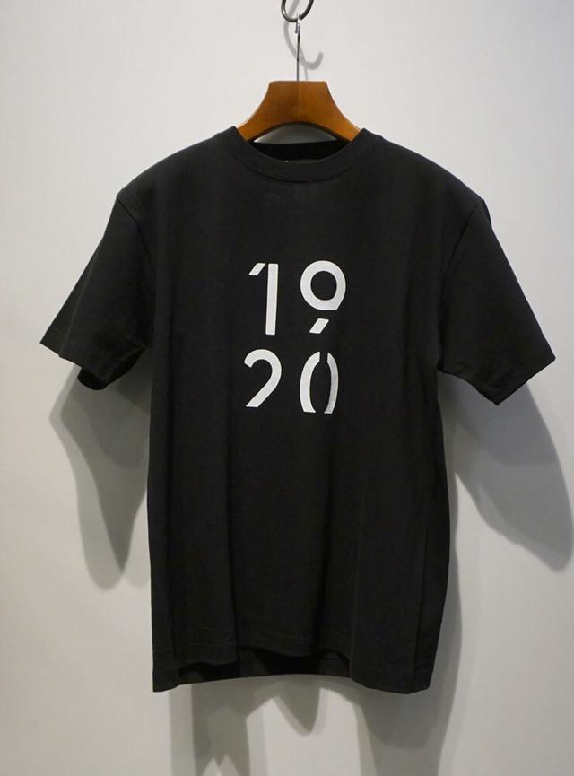 HOSU Pre 20th Anniversary Tee ブラック