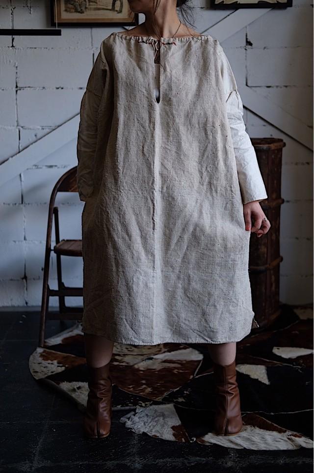 Antique linen smog