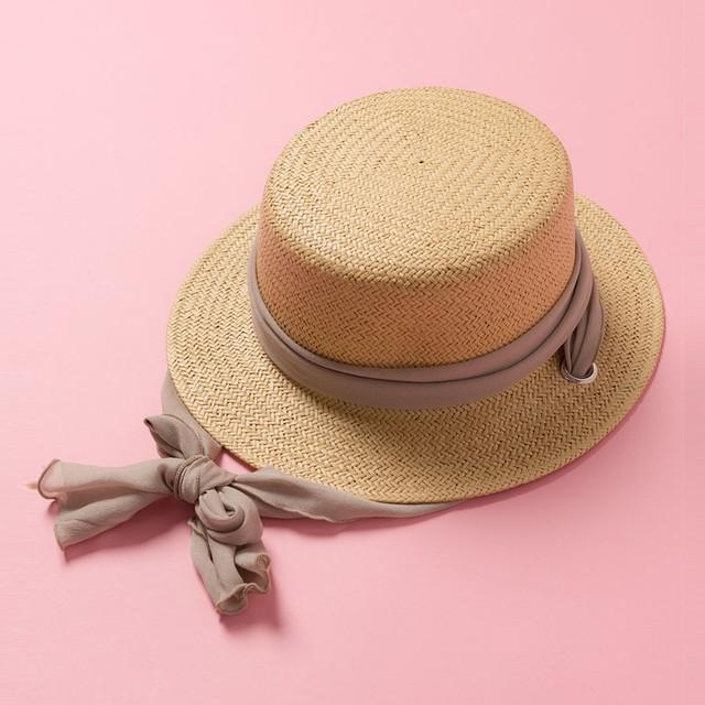 VACATION STRAW HAT(VN1705014)