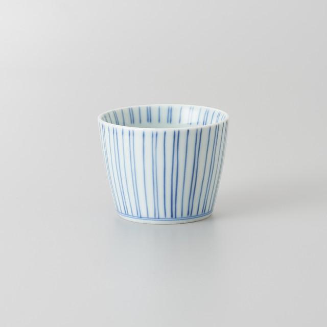"""【青花】""""Classic"""" そば猪口[小](十草)"""