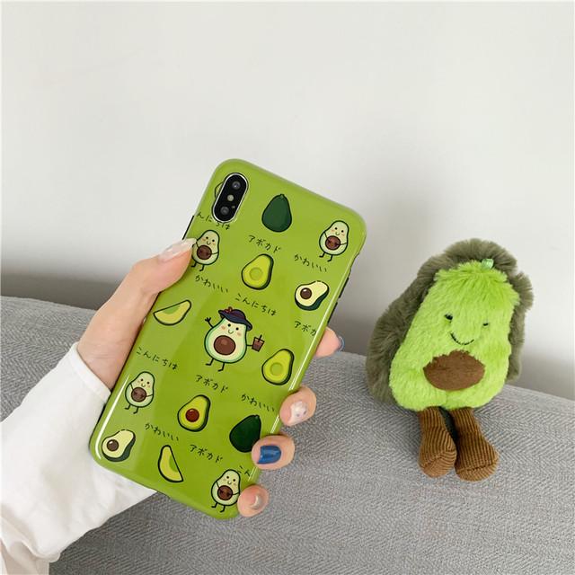 【小物】プラスチックキュートプリント大人気なiPhoneスマホケース