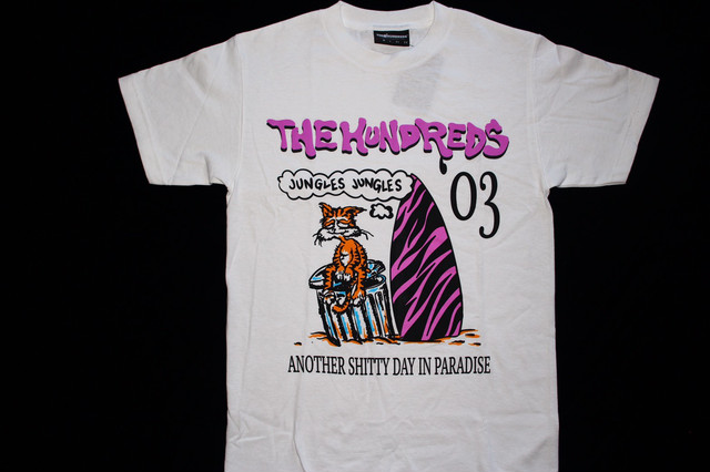 JUNGLES × The Hundreds Tshirts