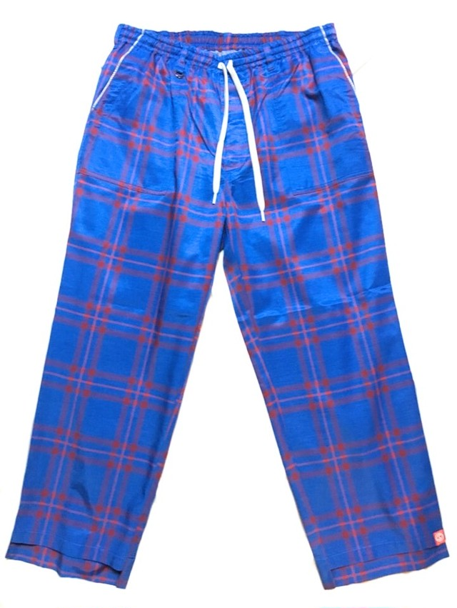 SKIN / Elliott tartan pants - メイン画像