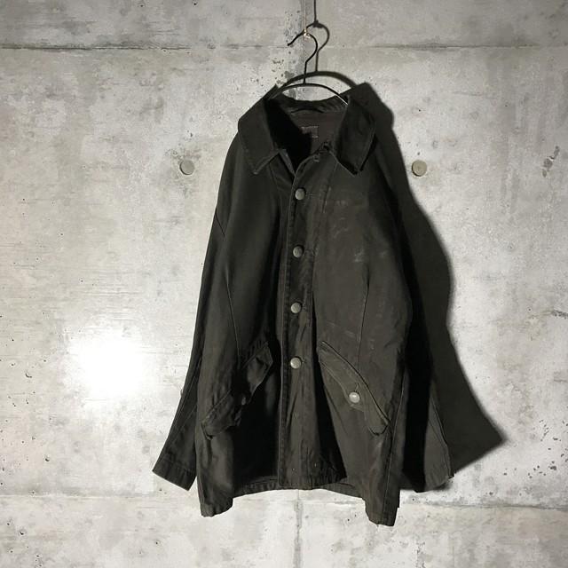 [used]vintage back pockets jacket