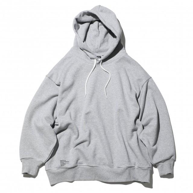 FreshService / Heavy Oz Pullover Hoodie [HEATHER GRAY]