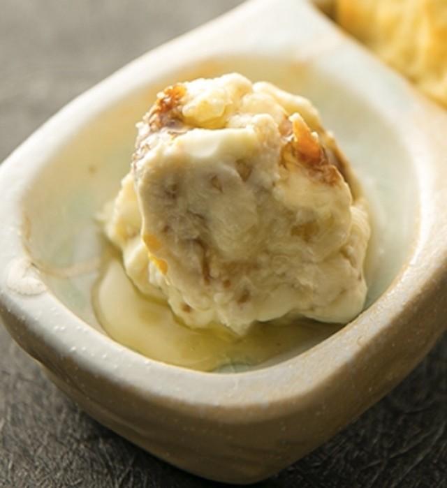 ドライフルーツのクリームチーズ
