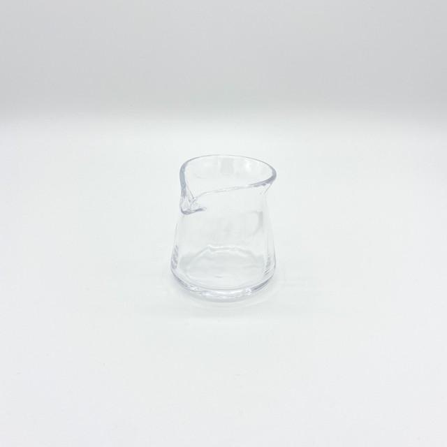 カンベガラス工房 ミルクピッチャー