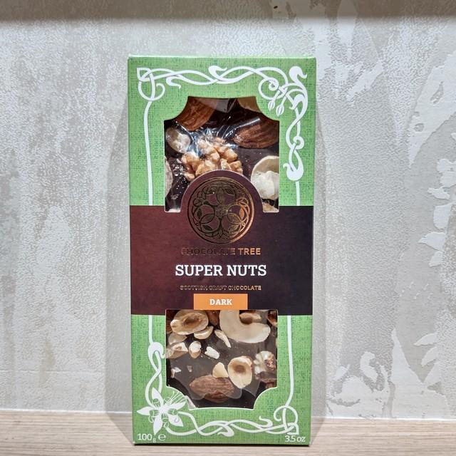 【CHOCOLATE TREE/チョコレートツリー】70%スーパーナッツ