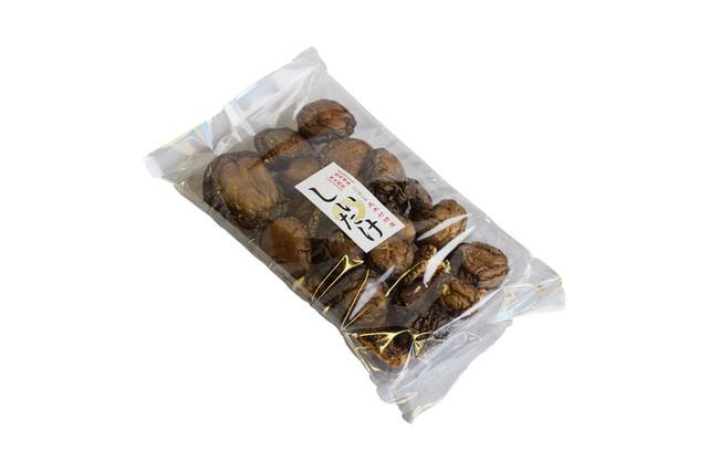 原木栽培乾燥椎茸(丸)65g - メイン画像