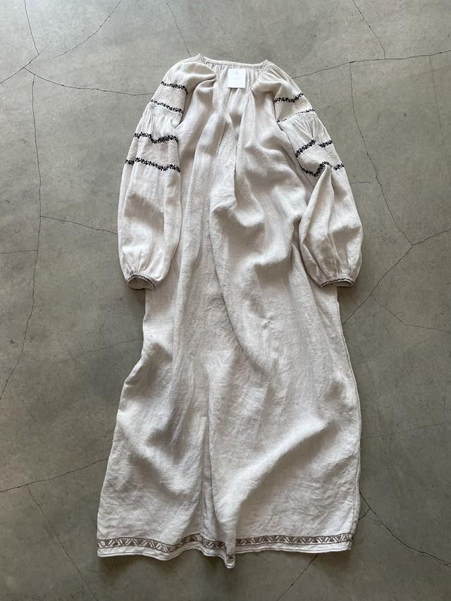 "Euro vintage ukraina  embroidery dress ""SOROCHKA"""