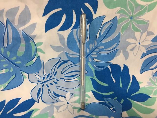 マーキングペン(水性ペン)シルバー