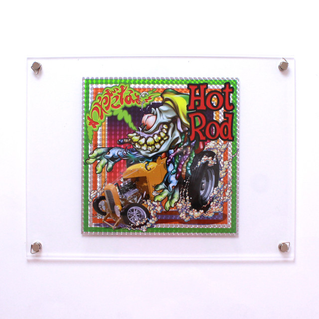 エサカマサミ「Hot Rod All Stars / REGGAE Devil」