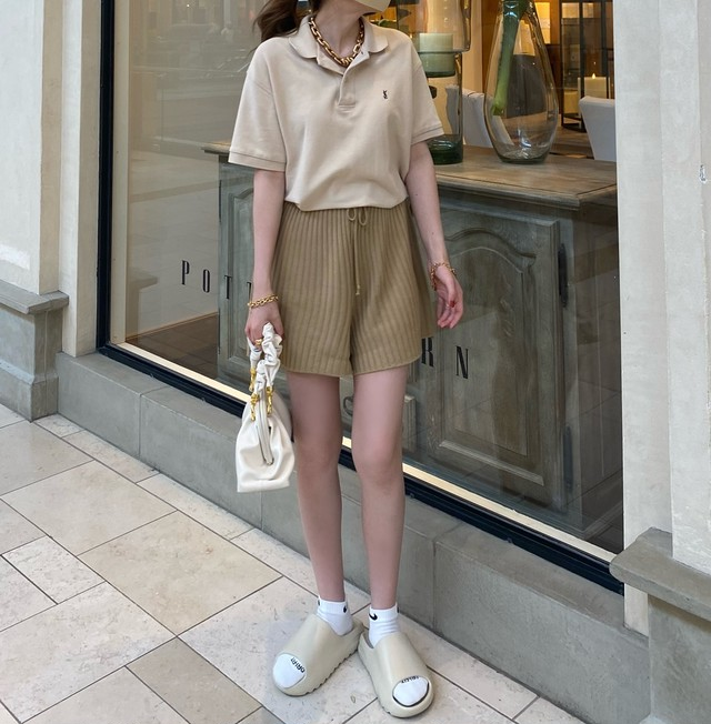 【NEW】DAYNYC casual short pants