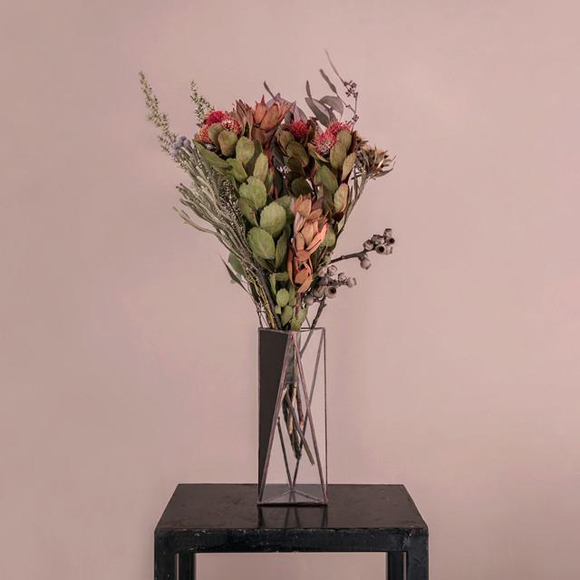 Triangle Flower Vase