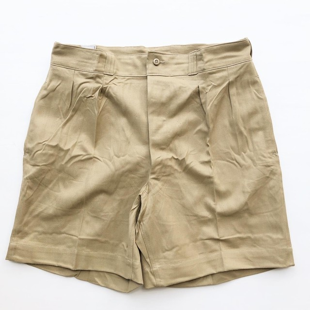 French Army Chino Shorts